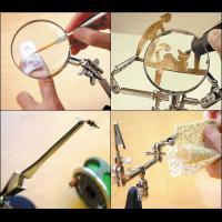 アイガーツールクリッパー レンズ+コテ台+2爪 シルバー×ブラック TC-405|muranokajiya|03