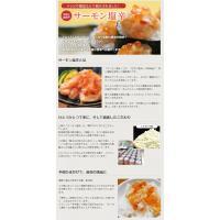 新潟 三幸 高級珍味 サーモン塩辛 200g M-34 ※発送まで1週間位かかります|muranokajiya|03