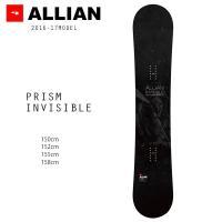 【ALLIAN】アライアン スノーボード ベストパフォーマンスボード トラディショナルなキャンバーと...