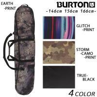 【BURTON】バートンのスノーボードケース☆ スリムなフォルムで耐久性に優れたシンプル設計◎ 十分...