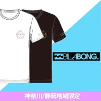 ムラサキスポーツ神奈川/静岡エリア限定BILLABONGのTシャツを数量限定で販売致します! フロン...