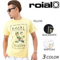 SALE セール メンズ 半袖 Tシャツ roial ロイアル TS567 EE1 C31