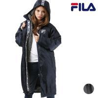 SALE セール レディース ジャケット FILA フィラ 448-913 ロングコート ベンチコート FX3 J27