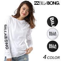 レディース 長袖 Tシャツ BILLABONG ビラボン AI013-053 FX1 L21