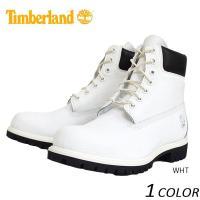 【Timberland】ティンバーランドのブーツ。  大人気ティンバーランドの6インチプレミアムブー...