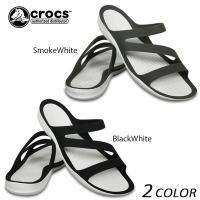 【crocs】クロックスからアスレチックなデザインで 軽快な履き心地の新しいサンダル登場。 柔軟性に...