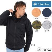 【Columbia】コロンビア メンズジャケット コロンビアの定番、裏地のフリース素材と 中綿により...