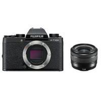 【FUJIFILM X-T100/XC15-45mmF3.5-5.6 OIS PZ】  F XT10...