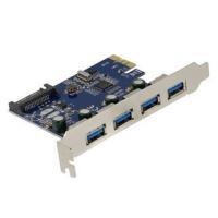 Owltech/オウルテック  USB3.0増設ボード 4ポート OWL-PCEXU3E4