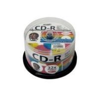 HDCR80GMP50 CD-R/700MB(80分)/一回記録用(音楽用)