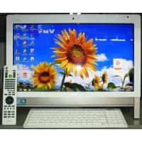 送料無料 3カ月保証 液晶一体型パソコン 富士通 ESPRIMO FH50/DN 20型W光沢 Wi...