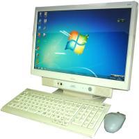 送料無料 3カ月保証 液晶一体型パソコン 富士通 FMV EK30Y 19型光沢W Windows7...
