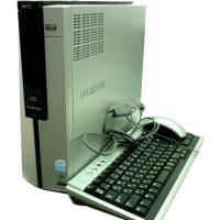 送料無料 3カ月保証 中古デスクトップパソコン NEC VALUESTAR VL770/G 省スペー...
