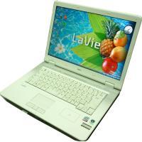 送料無料 3カ月保証 中古ノートパソコン NEC Lavie LL750/M 15.4 型W光沢 W...
