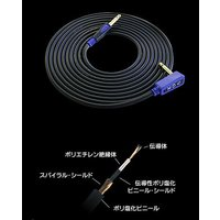 VGS Rock Cable  VOX Rock Guitar & Bassケーブルは、最高...