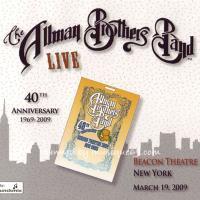 オールマンブラザーズバンドの結成40周年ツアー中、15夜にわたっておこなわれたニューヨークはビーコン...