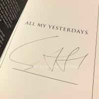スティーヴハウ Steve Howe - All My Yesterdays: Exclusive Autographed Edition (Goods)