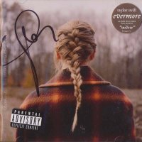 テイラースウィフト Taylor Swift - Evermore: Exclusive Autographed Deluxe Edition (CD)