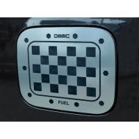 こちらの商品はSUZUKI ハスラー専用のフューエルタンクパネル Typeチェッカー(ブラッシュドシ...