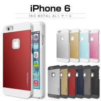 fb0ded739b iPhone6s/6 ケース motomo INO METAL AL1 ケース(モトモ イノメタル エーエルワン ケース)アイフォン