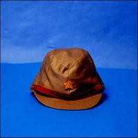 【通常送料390円・5,400円以上は送料0円】 旧日本陸軍の帽子を表現しています。踊りのほか演芸な...