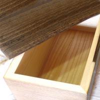 日本製 桐の米びつ 焼桐10kg用 1合升すりきり棒付き  高級 おしゃれ|myhome|03