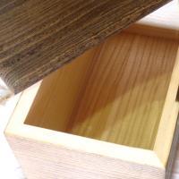 日本製 桐 米びつ 焼桐 20kg 1合升すりきり棒付き  高級 おしゃれ|myhome|02