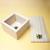 日本製 桐 米びつ 焼桐 20kg 1合升すりきり棒付き  高級 おしゃれ|myhome|05