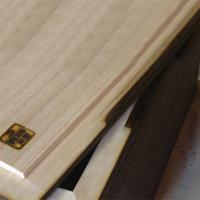 日本製 桐の米びつ 焼桐 30kg 1合升すりきり棒付き  高級 おしゃれ|myhome|03