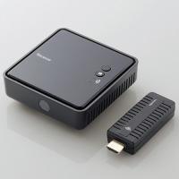 ● WHDI規格に準拠したワイヤレスHDMI送受信機のセット。  ● アンドロイドタブレット等と組み...