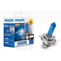 ・フィリップス H4-3 ・H4 5000K ・ダイヤモンドビジョン ・高効率ハロゲンバルブ  ・定...