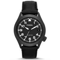 クラシカルでシンプルなFOSSIL フォッシル メンズウォッチ。 レザーベルトの人気腕時計です。  ...