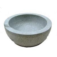 ・餅つき用の石臼です。 ・石臼と臼台は別売りです。 ・サイズ:外径490×内径390×高さ210mm...