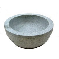 ・餅つき用の石臼です。 ・石臼と臼台は別売りです。 ・サイズ:外径500×内径430×高さ270mm...