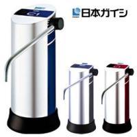 浄水器 日本ガイシ C1(シーワン) CW-101  ●材料の種類:本体及び切替コック:ABS樹脂、...