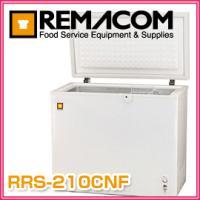 レマコム 冷凍ストッカー 210L RRS-210CNF  食材の細胞破壊を抑える急速冷凍機能搭載機...