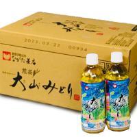大山みどり ペットボトル 1ケース(500ml×24本)