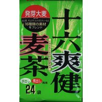 十六爽健麦茶 240g(10g×24袋)
