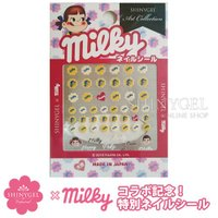 ★SHINYGEL Professional x milky コラボネイルシール★  自爪、つけ爪、...