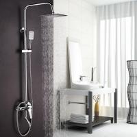 浴室用シャワー水栓 【操作性能アップ】 湯水の混合をする場合、適温付近で微妙な温度調節がより  【流...