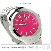 トミー ヒルフィガー クオーツ レディース 腕時計 1781436 TOMMY HILFIGER ピ...