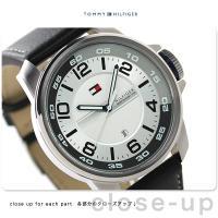 トミー ヒルフィガー メンズ 腕時計 1790714 TOMMY HILFIGER クオーツ アナロ...