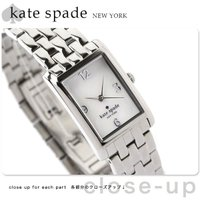 3年保証キャンペーン ケイト・スペード ニューヨーク 腕時計 レディース クーパー ホワイトシェル ...