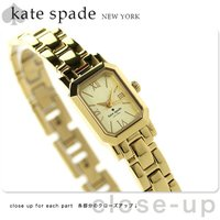 3年保証キャンペーン ケイト・スペード ニューヨーク タイニー ハドソン 15mm レディース 腕時...
