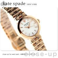 3年保証キャンペーン ケイトスペード ニューヨーク タイニーグラマシー クオーツ レディース 腕時計...