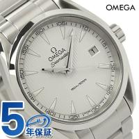 7年保証 ローン36回払まで無金利キャンペーン オメガ 腕時計 シーマスター アクアテラ 38.5M...