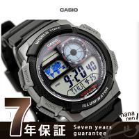 7年保証キャンペーン カシオ 海外モデル メンズ 腕時計 AE-1000W-1BVCF CASIO ...