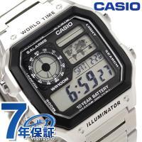 7年保証キャンペーン カシオ 海外モデル クオーツ メンズ 腕時計 AE-1200WHD-1AVCF...
