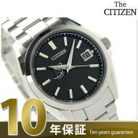 正規品 10年保証 送料無料 ザ・シチズン エコ・ドライブ アクティブシリーズ メンズ 腕時計 AQ...