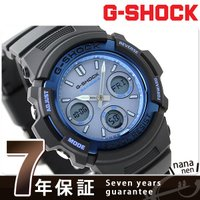 7年保証キャンペーン G-SHOCK ファイアー・パッケージ 電波ソーラー メンズ 腕時計 AWG-...